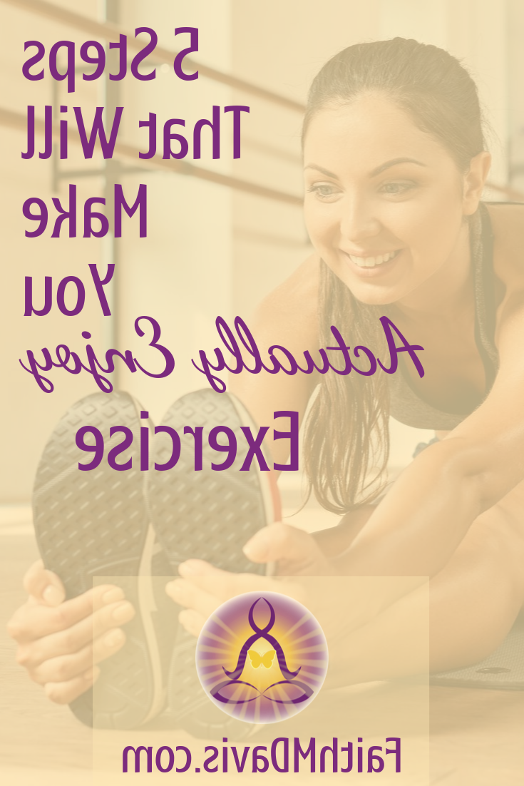 How to Enjoy Exercise