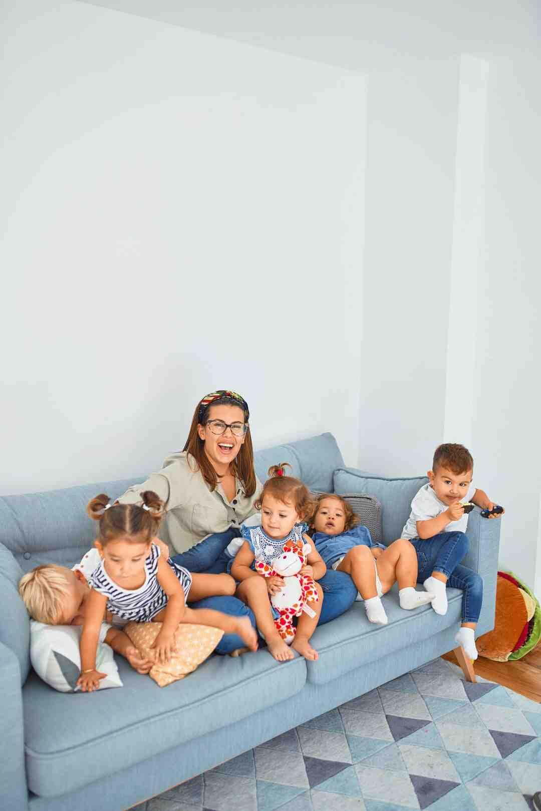 How does parenting affect children's behaviour