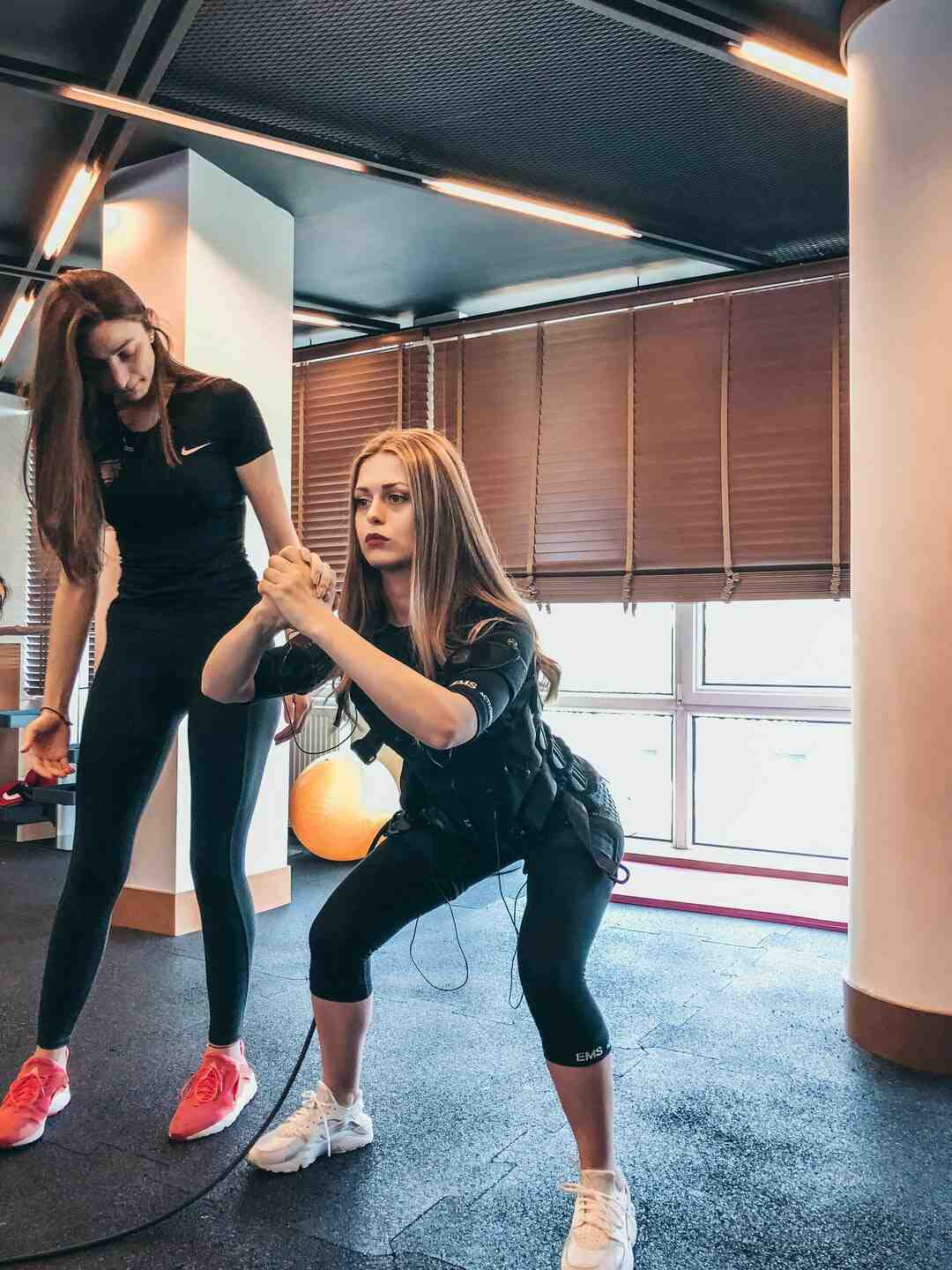 How to Be a Personal Trainer