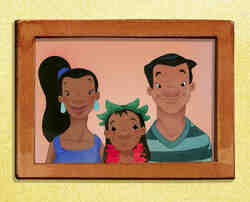 How did lilo's parents died