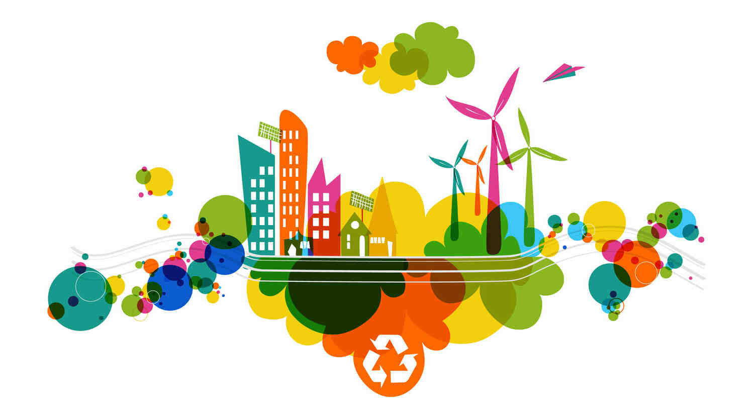 What are the 5 benefits of a healthy environment?